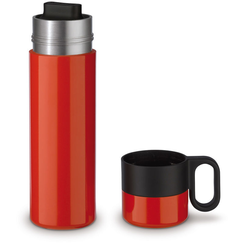 Thermos publicitaire | Glasgow Rouge