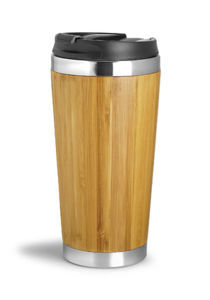 Mug publicitaire | Wood You Bambou 2