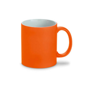 Tasse publicitaire | Losris Orange Hexachrome